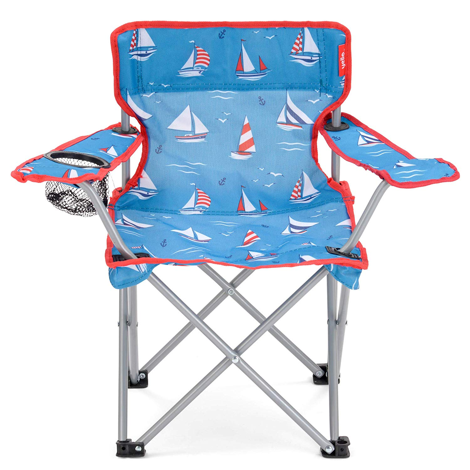 Childs Folding Camping Chair (Front View)