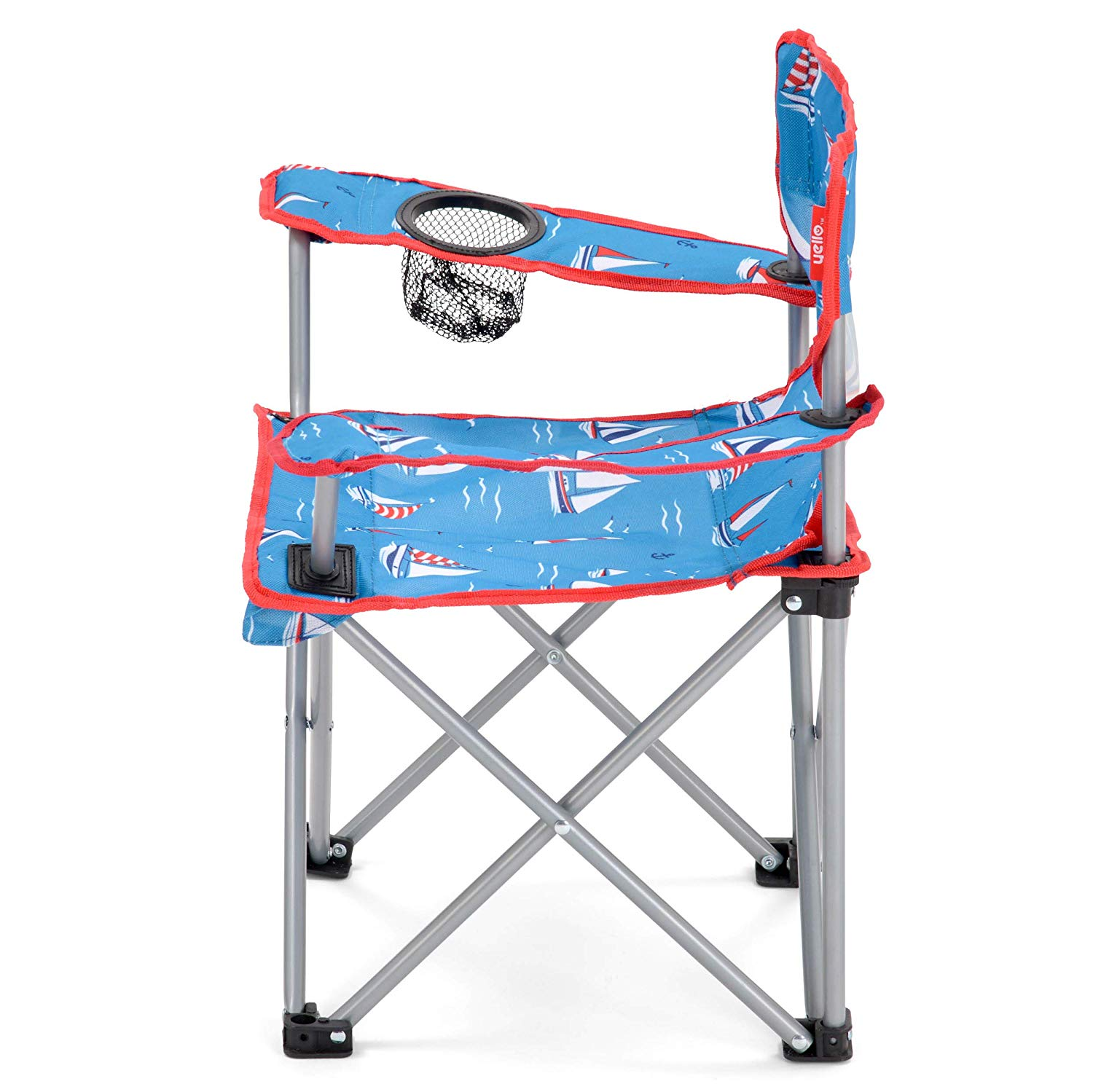 Childs Folding Camping Chair (Side View)