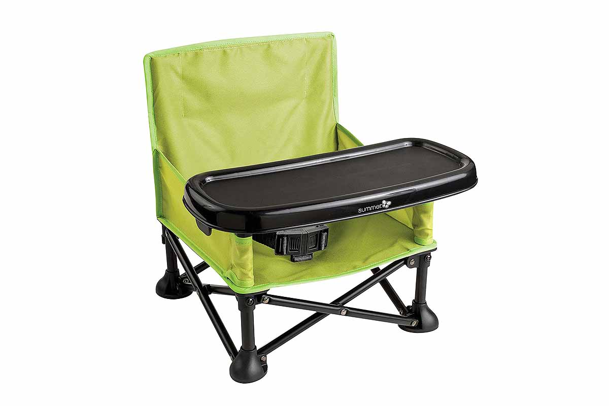 Baby Camping Chair (Front View)