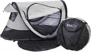 KidCo P4012 PeaPod Plus Infant Travel Bed, Midnight